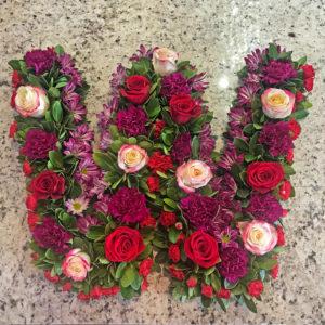 W Wreath St Kitts Nevis Florist
