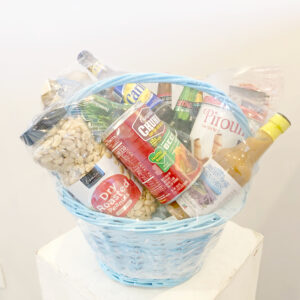 Real Man Basket - St Kitts Nevis Florist